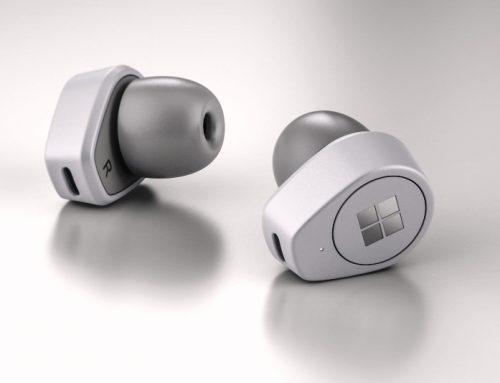 Des écouteurs «true wireless» pour Microsoft ?