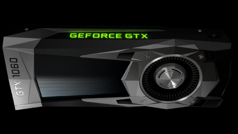 Nvidia GeForce GTX 1060 rue montgallet