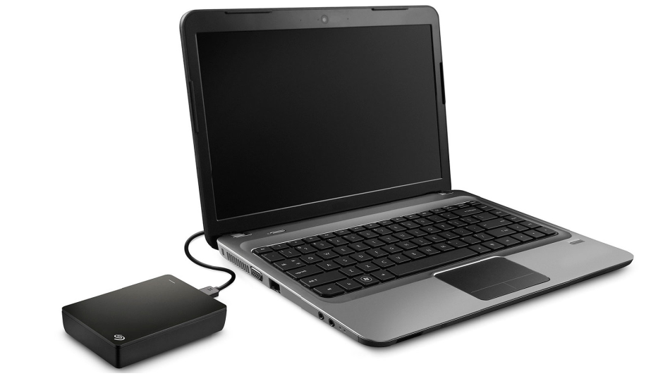 Seagate Backup Plus 5 To Noir - Rue Montgallet