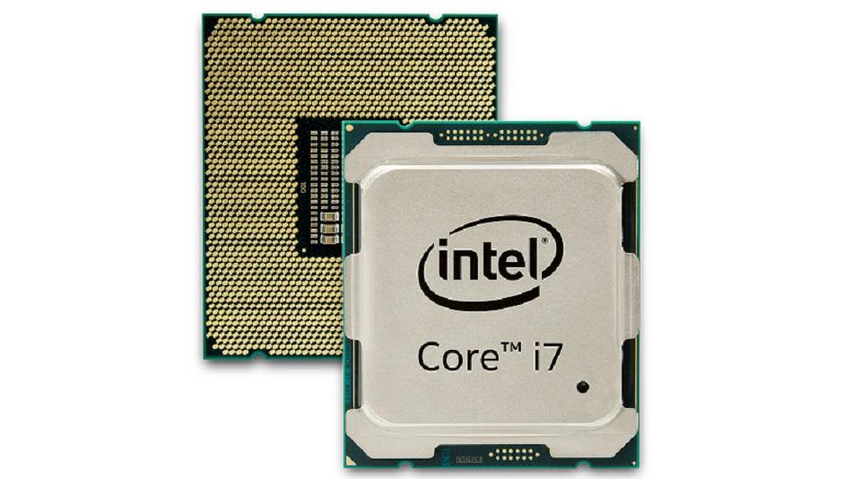Intel Core i7-6850K (3.6 GHz) - Rue Montgallet