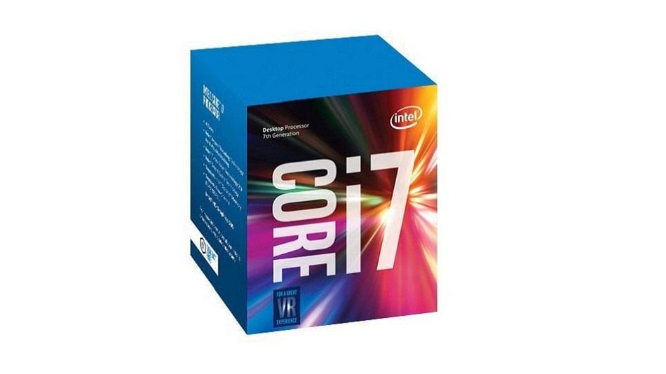 Intel Core i7-7700 (3.6 GHz) - Rue Montgallet