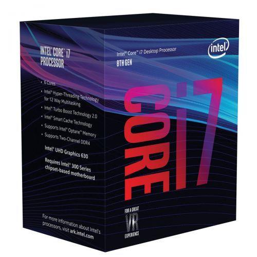 Intel Core i7-8700 (3.2 GHz) - Rue Montgallet