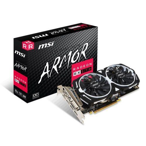 MSI Radeon RX 570 ARMOR 8G OC - Rue Montgallet