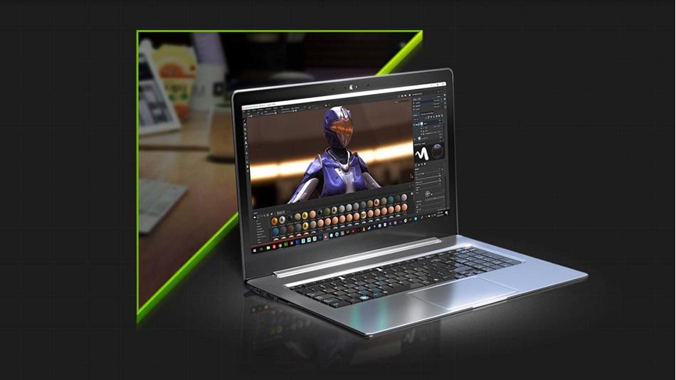 Nvidia Studio - Rue Montgallet