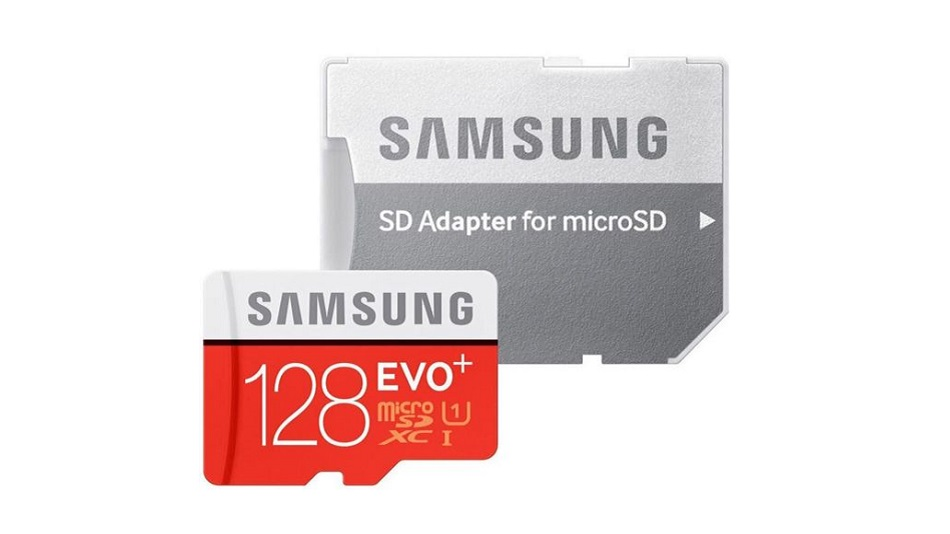 Samsung Micro-SDXC 128 Go EVO+ - Rue Montgallet