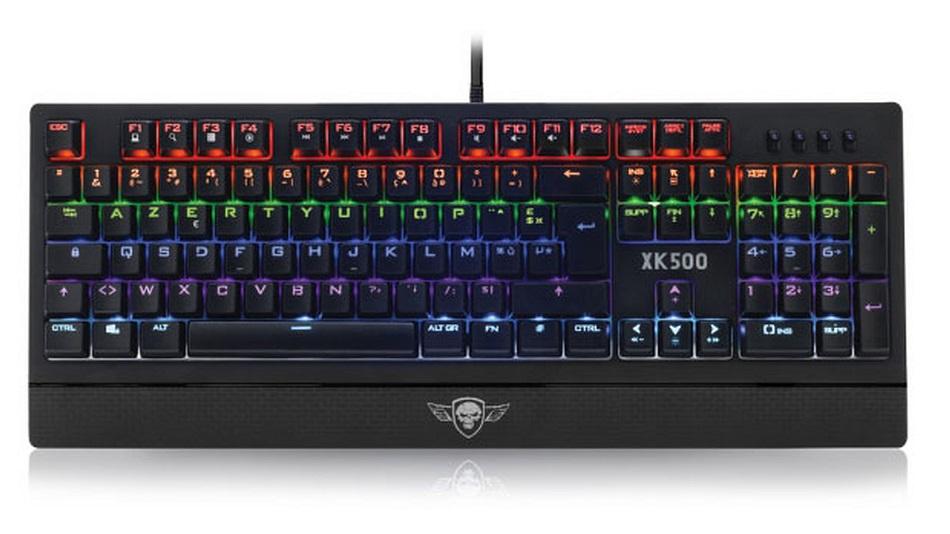 Spirit Of Gamer Xpert-K500 Noir - Rue Montgallet