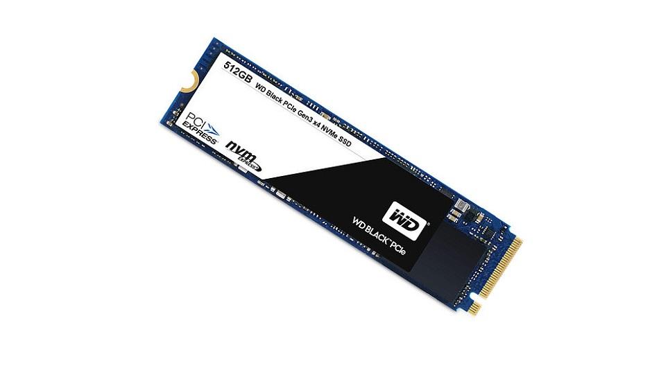 WD Black PCIe NVMe M.2 2280 - 512 Go - Rue Montgallet