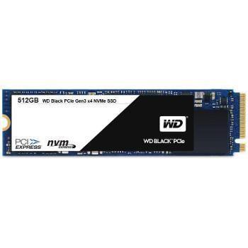 WD Black PCIe NVMe M.2 rue montgallet
