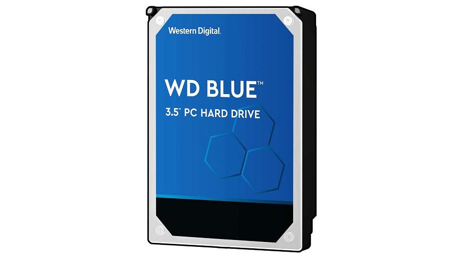 Western digital WD Blue 3,5 - Rue Montgallet