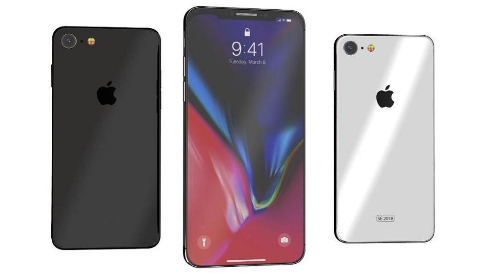 iPhone SE2 - Rue Montgallet