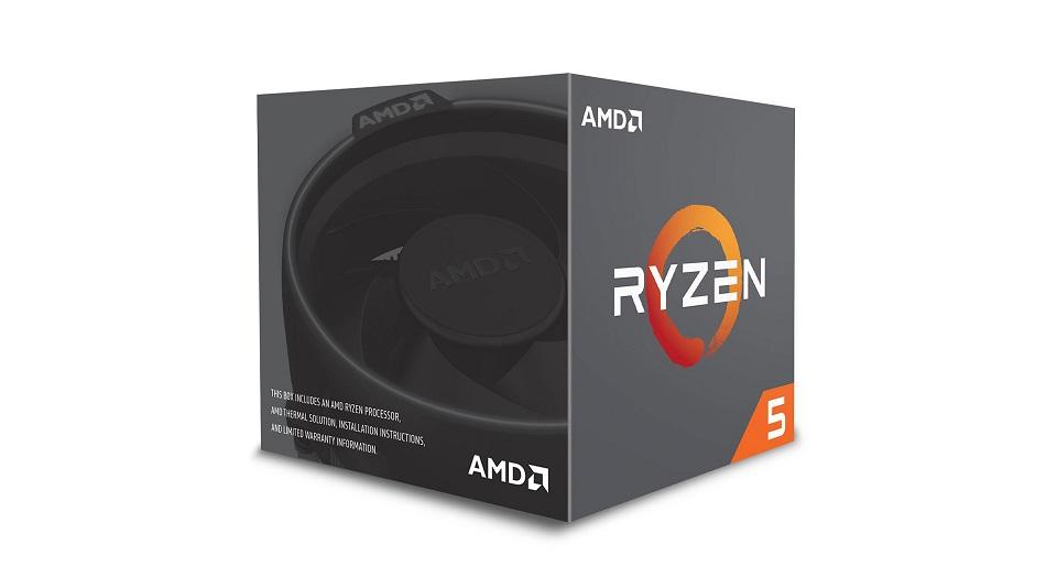 AMD Ryzen 5 2600 - Rue Montgallet