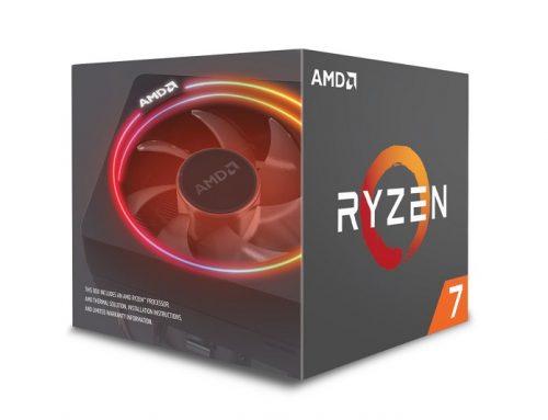 AMD Ryzen 7 2700X : de la puissance sous le capot