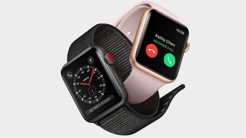 Apple Smartwatch - Rue Montgallet