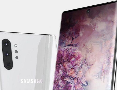 Samsung Galaxy Note 10 Pro : son design apparu en rendu 3D