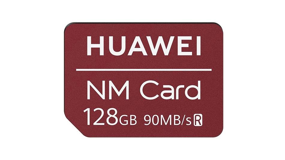 Huawei Nano Card SD - Rue Montgallet