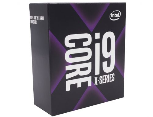Intel core i9-9900X pour du multitâche fluide