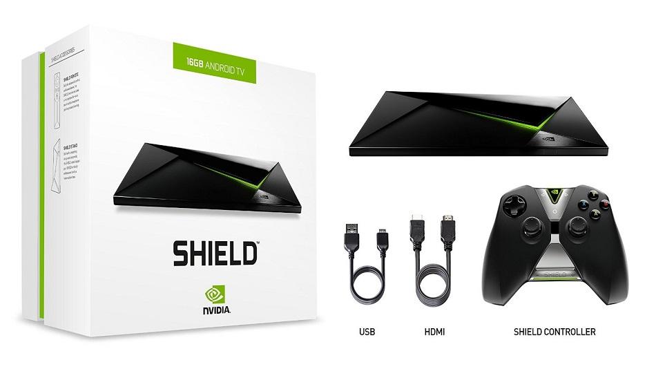 Nvidia shield TV - Rue Montgallet