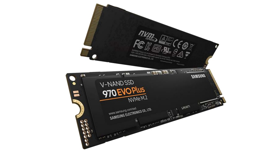 SAMSUNG 970 EVO Plus NVMe M.2 SSD - 1 To - Rue Montgallet