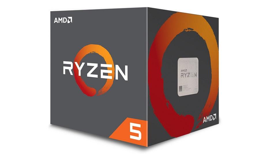 AMD Ryzen 5 1600 - Rue Montgallet