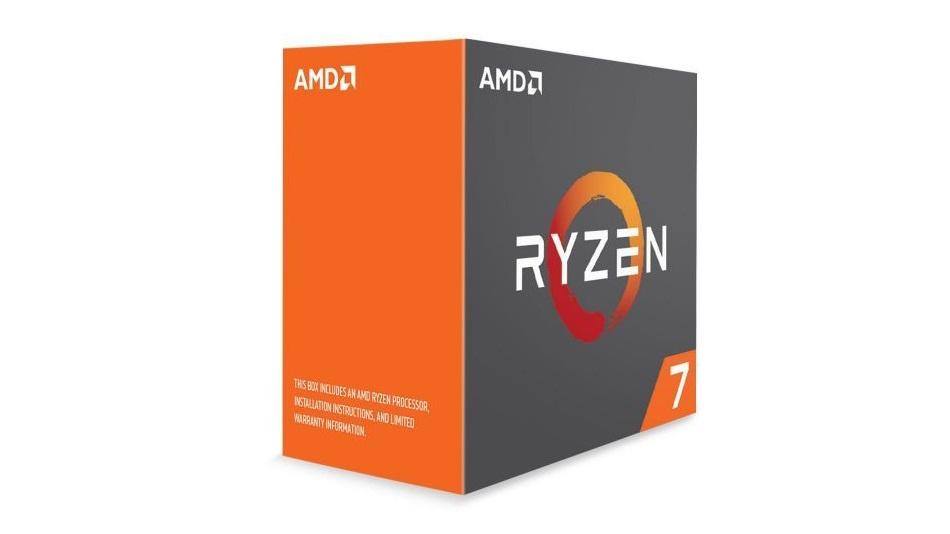 AMD Ryzen 7 1800X (3.6 GHz) - Rue Montgallet