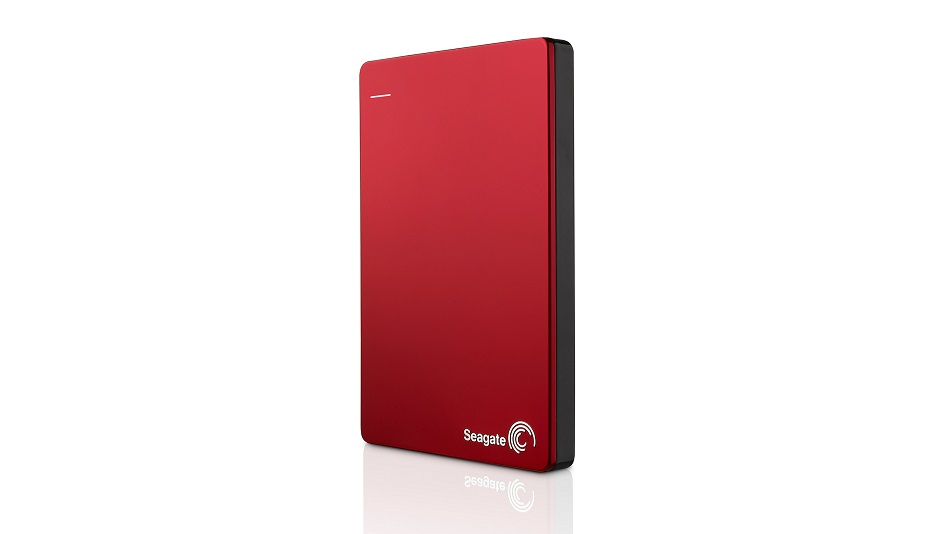 Seagate Backup Plus Slim 2 To Rouge - Rue Montgallet