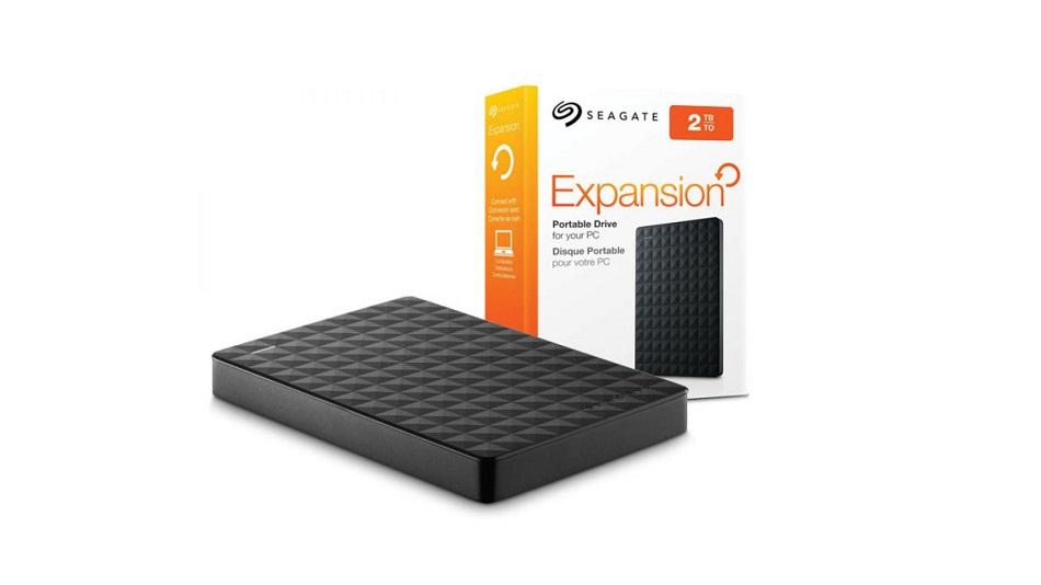 Seagate Expansion USB 3.0 - Rue Montgallet