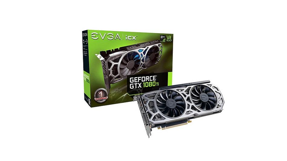 eVGA GeForce GTX 1080 Ti - Rue Montgallet
