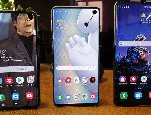Samsung : Ses profits à la baisse