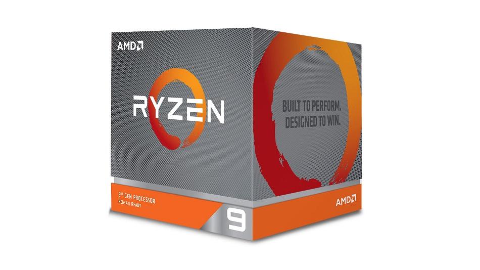 AMD Ryzen 9 3900 X - Rue Montgallet