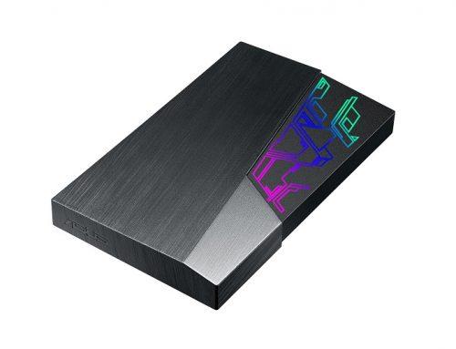 Asus FX 2 To (EHD-A2T): un disque au design époustouflant