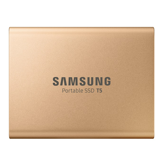 SAMSUNG - SSD EXT SAMSUNG T5 500G - Rue Montgallet