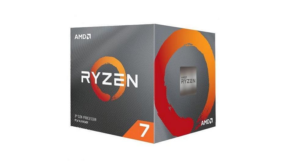 AMD Ryzen 7 3700X Wraith Prism LED RGB - Rue Montgallet