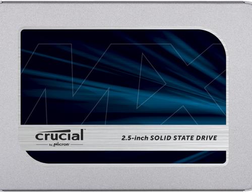 Crucial MX500 1 To pour un PC réactif