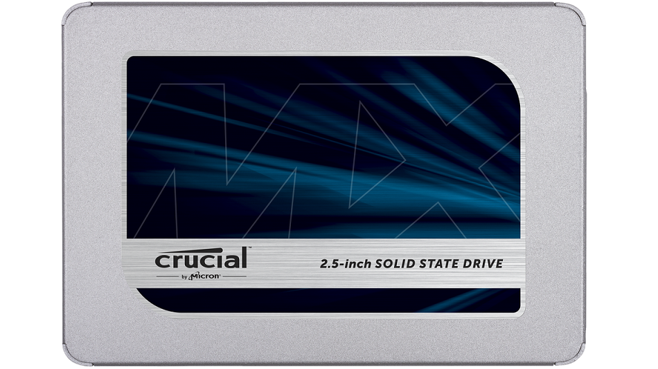 Crucial MX500 1 To - Rue Montgallet
