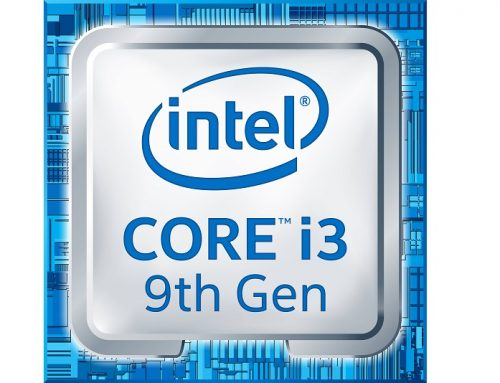 Intel Core i3-9100 (3.6 GHz/4.2 GHz) : pour plus de discrétion