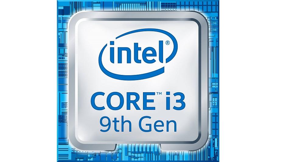 Intel Core i3-9100 - Rue Montgallet