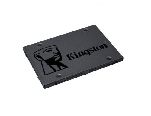 Kingston SSD A400 480 Go, budget réduit et performance