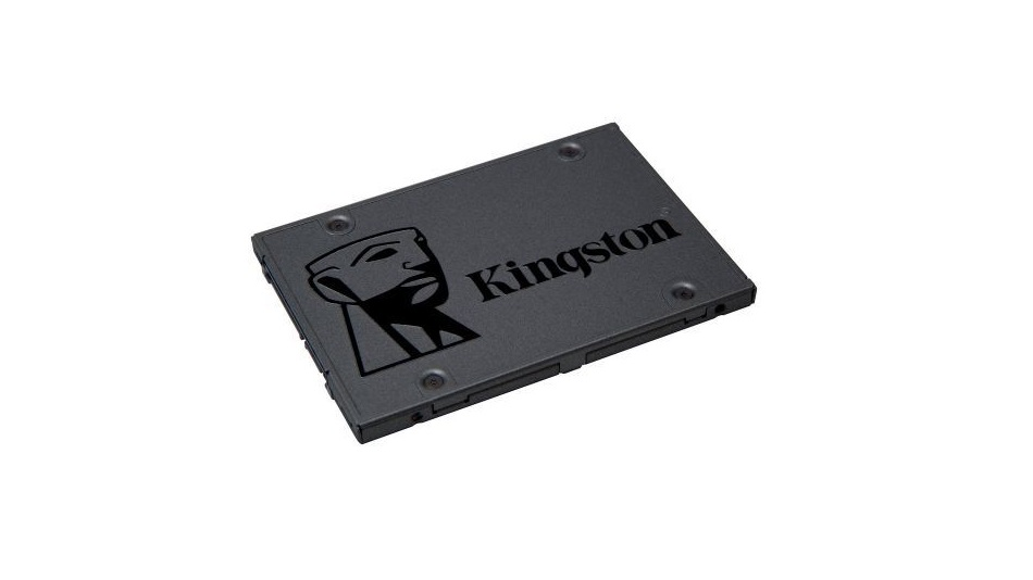 Kingston SSD A400 480 Go - Rue Montgallet
