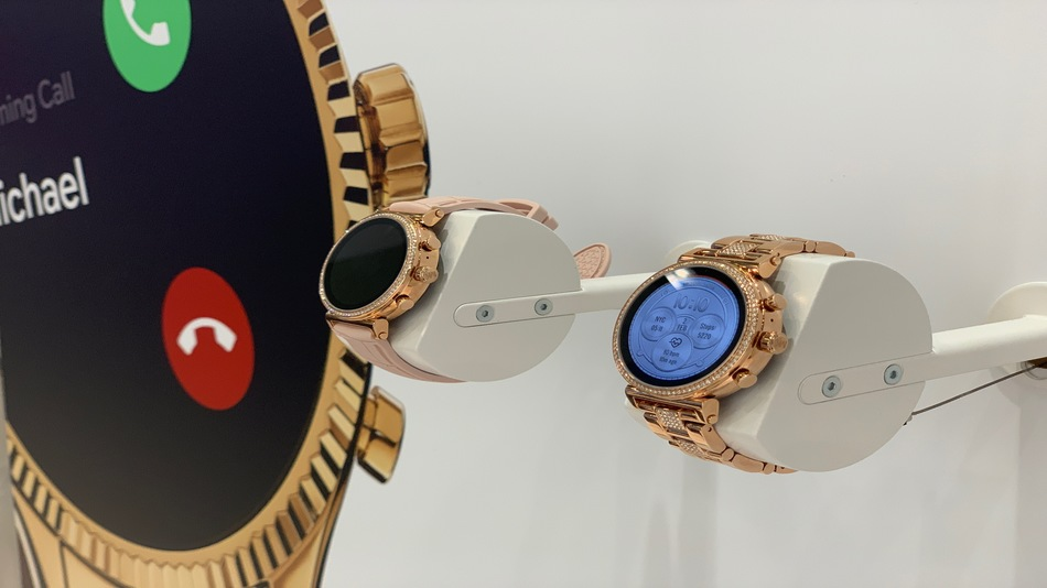 Michael Kors Access Smartwatch - «Photo copyright Rue-montgallet.com»