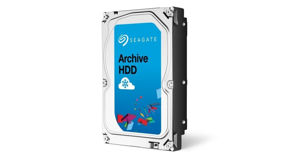 Seagate Archive HDD 8To S-ATA III 128Mo - Rue Montgallet