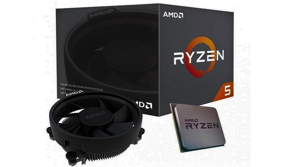 AMD Ryzen 5 3400 G - Rue Montgallet