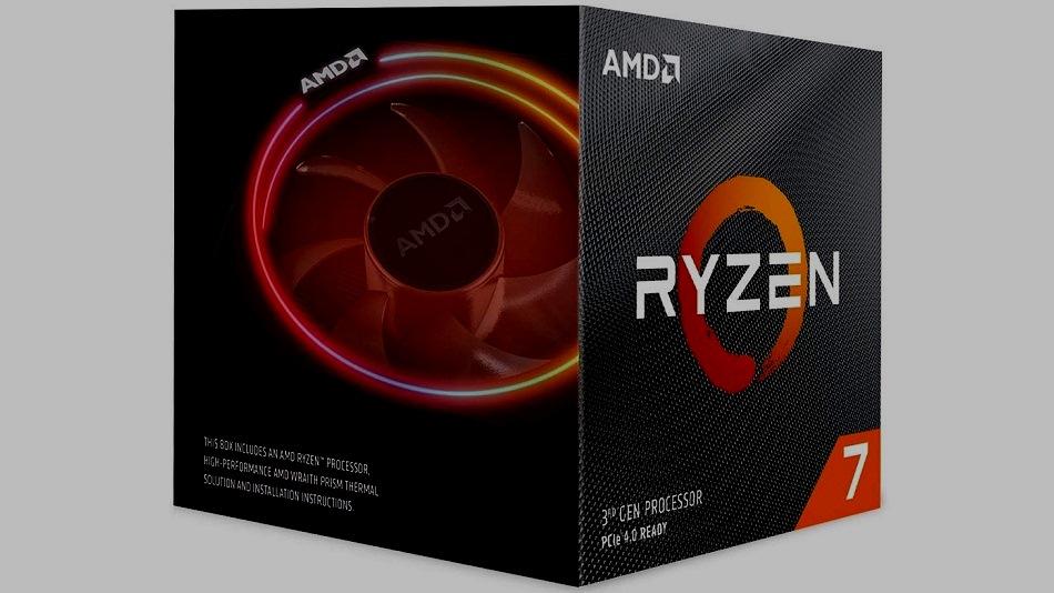 AMD Ryzen 7 3800X Wraith Prism LED RGB - Rue Montgallet