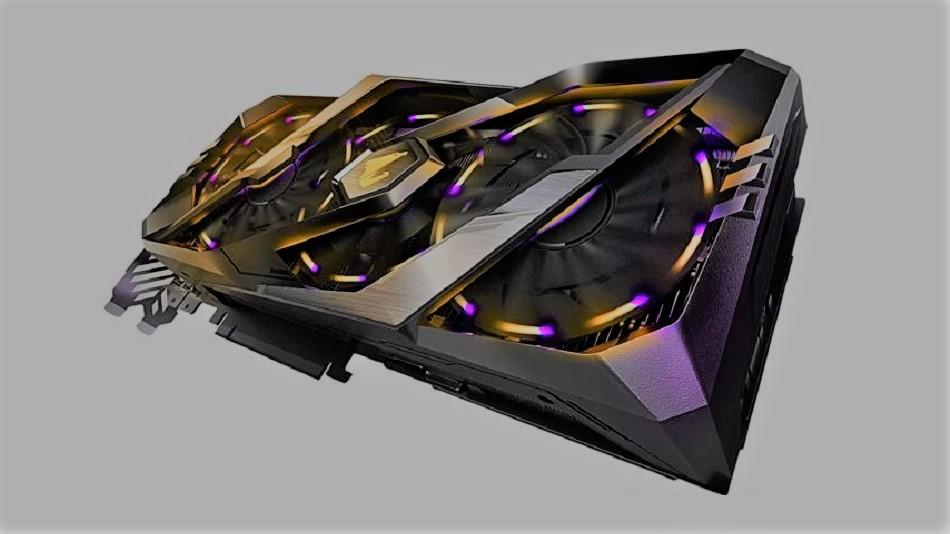 Gigabyte AORUS GeForce RTX 2080 8G - Rue Montgallet