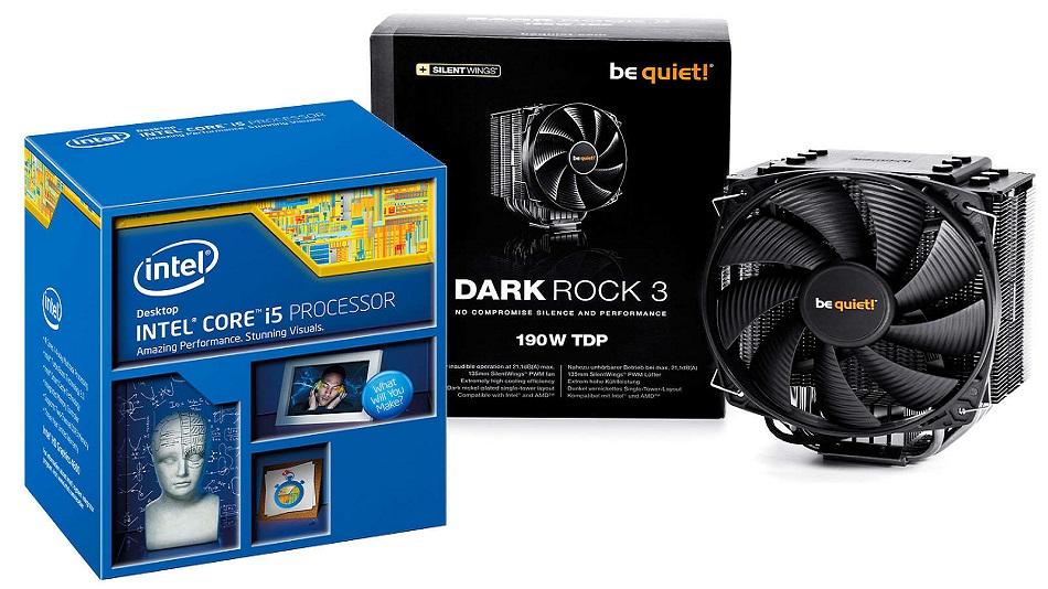 Intel Core i5 4690 K - Rue Montgallet
