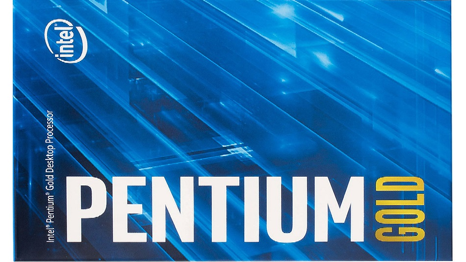 Intel Pentium Gold G5600 - Rue Montgallet