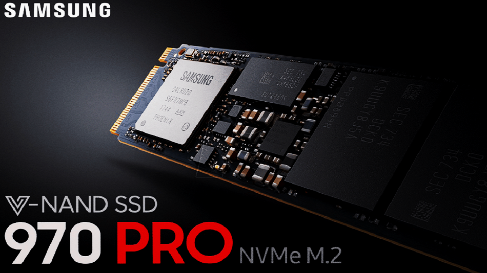 Samsung SSD 970 pro - Rue Montgallet