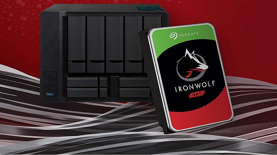 Seagate IronWolf 16 To - Rue Montgallet