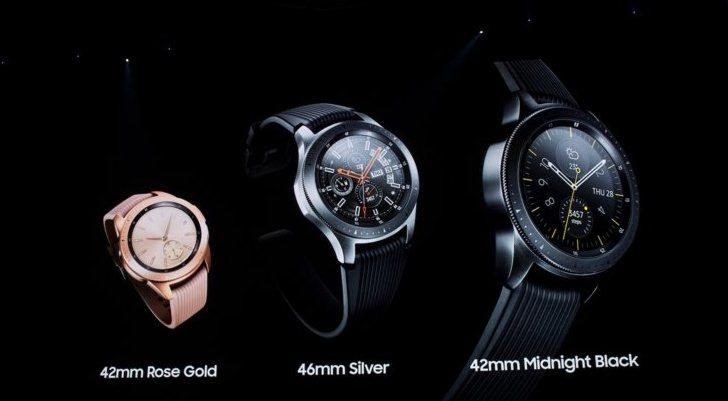 Galaxy watch sur notre comparateur de prix - Rue Montgallet