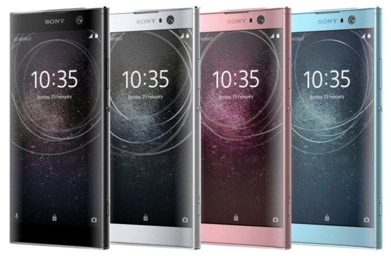 Sony Xperia XA2 - Smartphone haut de gamme - Rue Montgallet