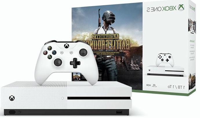Xbox One S - Meilleur console de jeu - Rue Montgallet